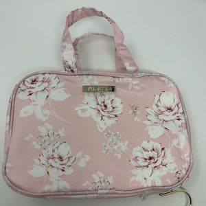 Handbags - Yumi Kim Pink Flowered Make-Up Bag